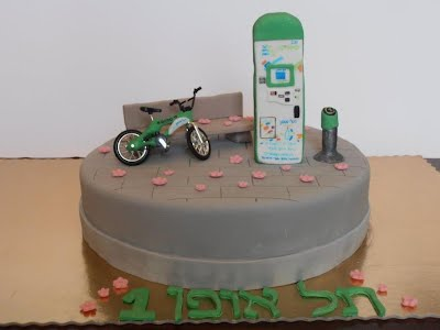 telofun birthday cake