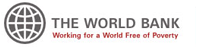 The World Bank logo small